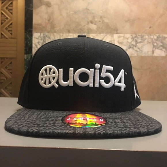 bee18997db3b 100% Authentic Brand New Nike Jordan QUAI 54 Hat